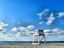 Lifeguard stand Stock Photography