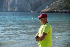 Lifeguard Stock Image