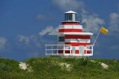 Lifeguard Station, Miami Beach Royalty Free Stock Photography