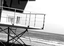 Lifeguard Tower Stock Image