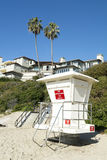 Lifeguard tower Stock Image