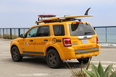 Lifeguard Transport Royalty Free Stock Image
