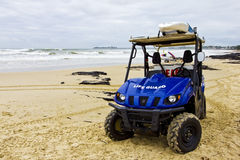 Lifeguard Vehicle Royalty Free Stock Images