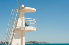 Lifeguard watchtower Stock Photography