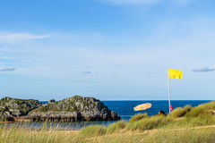 Lifeguards στο ρολόι Στοκ Εικόνες