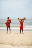 Lifeguards Royalty Free Stock Photo