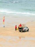 lifeguards Stock Fotografie