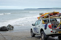 Lifeguards on watch UK Royalty Free Stock Photography
