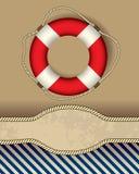 Lifeline lable Stock Images