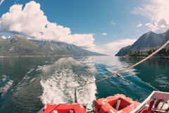 Lifeline. Lake Garda is the largest lake in Italy. It is located in Northern Italy, about half-way between Brescia and. Lake Garda is the largest lake in Italy Stock Images