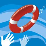 Lifeline Stock Image
