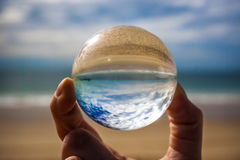 Lifes пляж стоковое фото rf