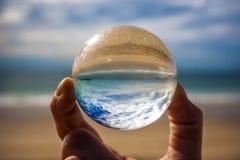 Lifes ein Strand Lizenzfreies Stockfoto