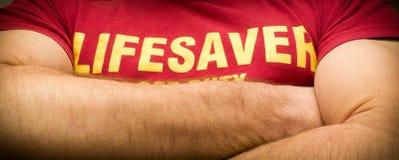 lifesaver Στοκ Εικόνες