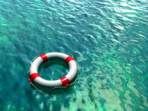 Lifesaver Fotos de Stock Royalty Free
