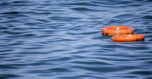 Lifesaver boat Stock Photography
