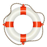 Lifesaver buoy stock illustration