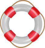 Lifesaver icon. Stock Photo