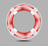 Lifesaver Illustration Stock Photography