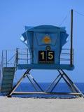 Lifesaver station  Royalty Free Stock Photography