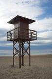 Lifesaver tower Stock Photo