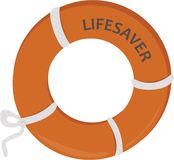 Lifesaver Royalty Free Stock Photography