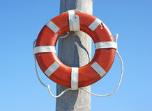 Lifesaving ring Stock Image