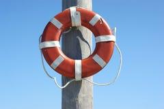 Lifesaving ring Royalty Free Stock Photo
