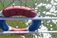 Lifesaving ring Stock Image