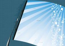 lifeshield wiper Obrazy Royalty Free