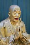 Lifesize статуи Будды, 10 тысяч монастырь Buddhas, Hong Ko Стоковые Изображения RF