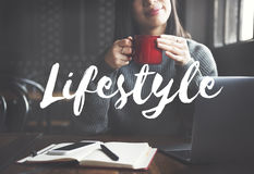 Lifestyle Culture Way of Life Interests Passion Habits Concept. People Lifestyle Culture Way of Life Interests Passion Habits Stock Photo