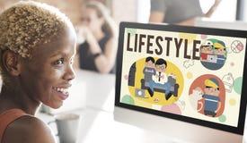 Lifestyle Hobby Activity Leisure Concept Stock Photo