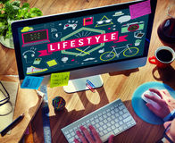 Lifestyle Hobby Passion Habits Culture Behavior Concept Stock Images