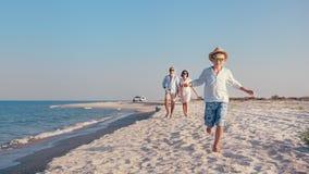 Lifestyle travel family concept image Stock Photos