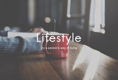 Lifestyle Way of Life Hobbies Interests Passion Concept Stock Photography