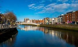 Free Liffey Cityscape In Dublin Stock Photo - 70705660