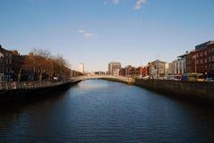 Liffey, Dublin Royalty Free Stock Images