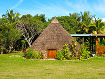 Lifou Home. A typical home in Lifou, New Caledonia Stock Images