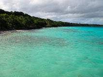 Lifou New Caledonia Royalty Free Stock Photography