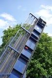 Lift Bridge Royalty Free Stock Photo