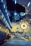 Lift en ondergronds meer in Solina Tudra, Transsylvanië, Roemenië Royalty-vrije Stock Afbeelding
