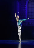 """Lift the goddess- ballet """"One Thousand and One Nights"""" Stock Photos"""
