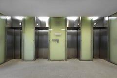 Lift hall Royalty Free Stock Image