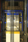 Lift shaft Stock Photo