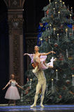 Lift-Tableau 3-The Ballet  Nutcracker Stock Images