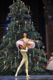 Lift-Tableau 3-The Ballet  Nutcracker Royalty Free Stock Photography