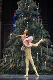 Lift-Tableau 3-The Ballet  Nutcracker Stock Photography
