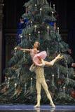 Lift-Tableau 3-The Ballet  Nutcracker Stock Photography