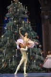 Lift-Tableau 3-The Ballet  Nutcracker Royalty Free Stock Photos